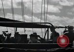 Image of destroyer escort Peleliu Palau Islands, 1944, second 11 stock footage video 65675074869