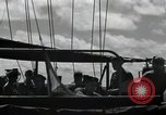 Image of destroyer escort Peleliu Palau Islands, 1944, second 12 stock footage video 65675074869