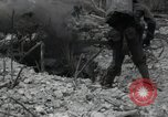 Image of Marines Peleliu Palau Islands, 1944, second 7 stock footage video 65675074871