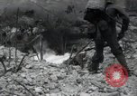 Image of Marines Peleliu Palau Islands, 1944, second 8 stock footage video 65675074871