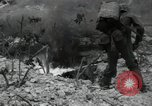 Image of Marines Peleliu Palau Islands, 1944, second 9 stock footage video 65675074871