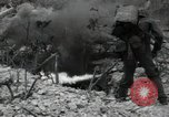 Image of Marines Peleliu Palau Islands, 1944, second 10 stock footage video 65675074871
