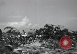 Image of Marines Peleliu Palau Islands, 1944, second 8 stock footage video 65675074874