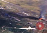 Image of strafing Japanese plane Pacific Theater, 1944, second 8 stock footage video 65675074897