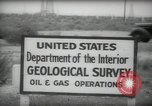 Image of USGS engineers Taft California USA, 1938, second 8 stock footage video 65675074908