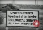 Image of USGS engineers Taft California USA, 1938, second 9 stock footage video 65675074908