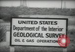 Image of USGS engineers Taft California USA, 1938, second 10 stock footage video 65675074908