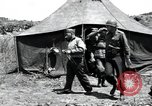 Image of General Frank W Milburn Korea, 1951, second 6 stock footage video 65675074929