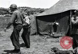 Image of General Frank W Milburn Korea, 1951, second 9 stock footage video 65675074929