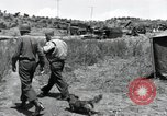 Image of General Frank W Milburn Korea, 1951, second 11 stock footage video 65675074929