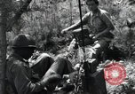 Image of 1st Battalion staff officers Korea, 1951, second 6 stock footage video 65675074931