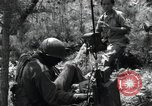 Image of 1st Battalion staff officers Korea, 1951, second 7 stock footage video 65675074931