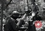 Image of 1st Battalion staff officers Korea, 1951, second 8 stock footage video 65675074931