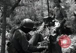 Image of 1st Battalion staff officers Korea, 1951, second 9 stock footage video 65675074931