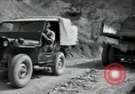 Image of supply trucks Kachil-Bong Korea, 1952, second 11 stock footage video 65675074932