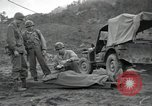 Image of United States soldiers Kachil-Bong Korea, 1952, second 4 stock footage video 65675074939