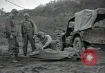 Image of United States soldiers Kachil-Bong Korea, 1952, second 9 stock footage video 65675074939