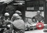 Image of United States troops Taejon Korea, 1950, second 1 stock footage video 65675074947