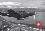 Image of P-39 Airacobra fighters Guadalcanal Solomon Islands, 1943, second 7 stock footage video 65675074951