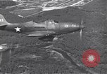 Image of P-39 Airacobra fighters Guadalcanal Solomon Islands, 1943, second 9 stock footage video 65675074951
