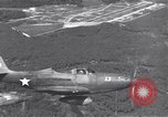 Image of P-39 Airacobra fighters Guadalcanal Solomon Islands, 1943, second 11 stock footage video 65675074951