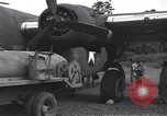 Image of B-24 Liberators Guadalcanal Solomon Islands, 1943, second 6 stock footage video 65675074952