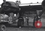 Image of B-24 Liberators Guadalcanal Solomon Islands, 1943, second 7 stock footage video 65675074952