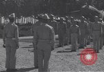 Image of 44th Fighter Squadron Award Ceremony Guadalcanal Solomon Islands, 1943, second 2 stock footage video 65675074953