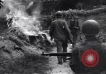 Image of American soldiers Waegwan Korea, 1950, second 2 stock footage video 65675074966