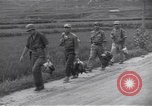 Image of 2nd Infantry soldiers Korea, 1950, second 8 stock footage video 65675074968