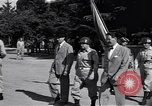 Image of General Walton Walker Taegu Korea, 1950, second 8 stock footage video 65675074971