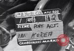Image of United States soldiers Pusan Korea, 1950, second 1 stock footage video 65675074973