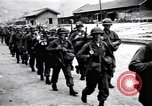 Image of United States soldiers Pusan Korea, 1950, second 2 stock footage video 65675074975