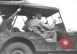 Image of General J Lawton Collins Taegu Korea, 1950, second 12 stock footage video 65675074976