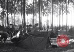 Image of United States soldiers Guadalcanal Solomon Islands, 1944, second 7 stock footage video 65675074987