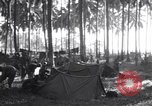 Image of United States soldiers Guadalcanal Solomon Islands, 1944, second 9 stock footage video 65675074987