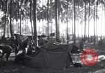 Image of United States soldiers Guadalcanal Solomon Islands, 1944, second 11 stock footage video 65675074987