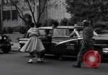 Image of Negro Students Little Rock Arkansas USA, 1957, second 4 stock footage video 65675074991