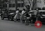 Image of Negro Students Little Rock Arkansas USA, 1957, second 8 stock footage video 65675074991