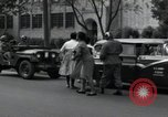 Image of Negro Students Little Rock Arkansas USA, 1957, second 12 stock footage video 65675074991
