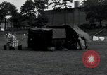 Image of 101st Airborne guards Little Rock Arkansas USA, 1957, second 9 stock footage video 65675074993