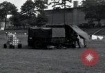 Image of 101st Airborne guards Little Rock Arkansas USA, 1957, second 10 stock footage video 65675074993