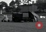 Image of 101st Airborne guards Little Rock Arkansas USA, 1957, second 11 stock footage video 65675074993