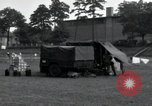 Image of 101st Airborne guards Little Rock Arkansas USA, 1957, second 12 stock footage video 65675074993