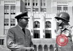 Image of Major General Edwin G Walker Little Rock Arkansas USA, 1957, second 7 stock footage video 65675074996