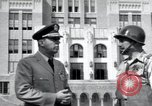 Image of Major General Edwin G Walker Little Rock Arkansas USA, 1957, second 8 stock footage video 65675074996