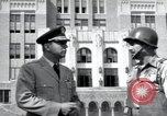 Image of Major General Edwin G Walker Little Rock Arkansas USA, 1957, second 9 stock footage video 65675074996