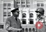Image of Major General Edwin G Walker Little Rock Arkansas USA, 1957, second 10 stock footage video 65675074996
