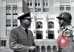 Image of Major General Edwin G Walker Little Rock Arkansas USA, 1957, second 11 stock footage video 65675074996