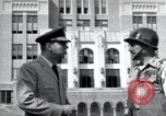 Image of Major General Edwin G Walker Little Rock Arkansas USA, 1957, second 12 stock footage video 65675074996